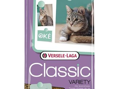 Kattens ynglings mad fra Oke Cat Randers Volieren