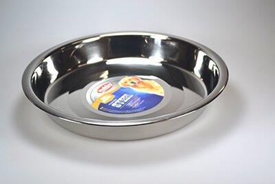 Rustfri skål 25 cm Randers Volieren