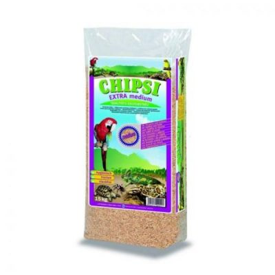 Bøgeflis Chipsi medium   Randers volieren