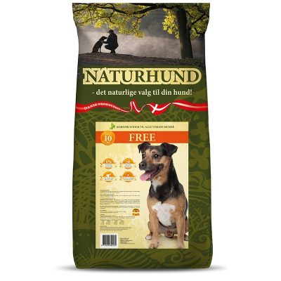 Naturhund Free | Randers volieren