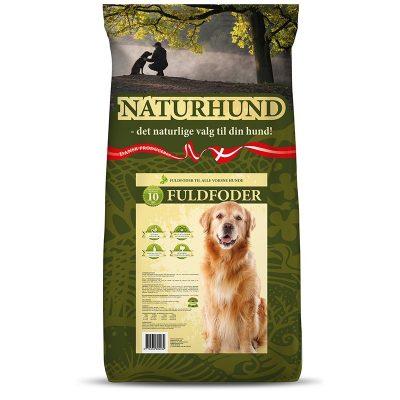 Naturhund Fuldfoder | Randers volieren