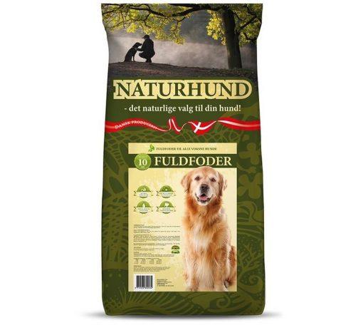 Naturhund fuldfoder Randers Volieren