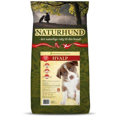 Naturhund Hvalp Randers volieren