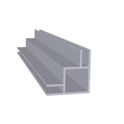 Aluminiumsprofil hjørne flange Randers Volieren