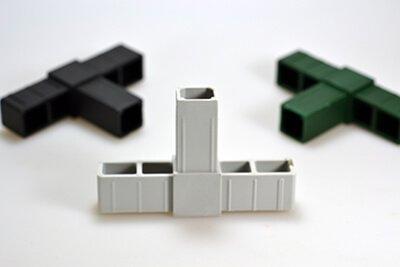 Aluminiums tstykke Randers volieren