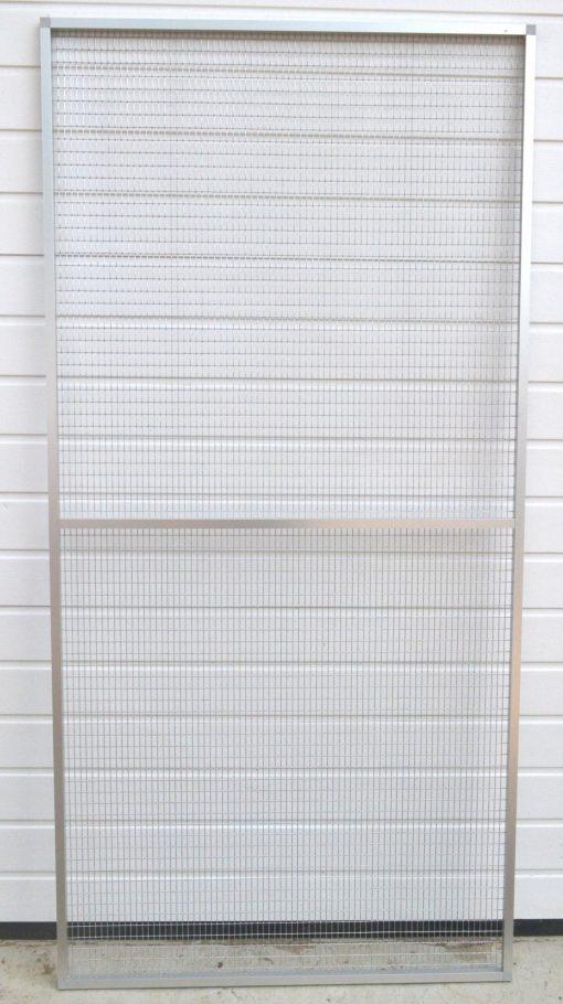 Aluminiums Sideramme Med Dobbelt tråd Randers Voliere