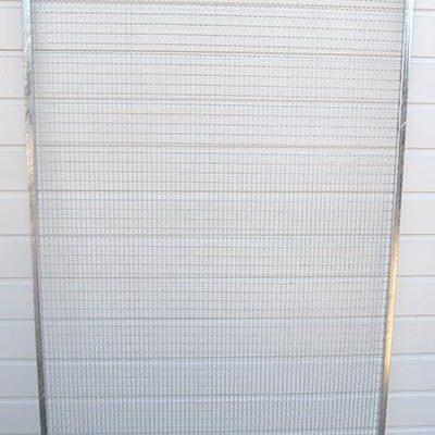 stål ramme 20 mm | Randers Volieren