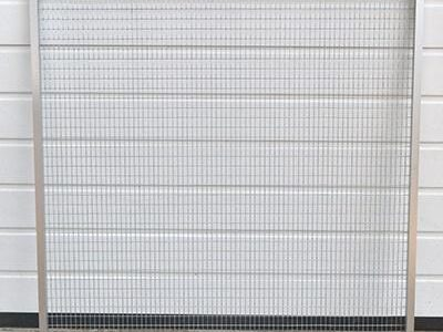 Aluminiums voliere ramme lav Randers volieren