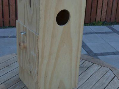 Parakit kasse stor Randers volieren