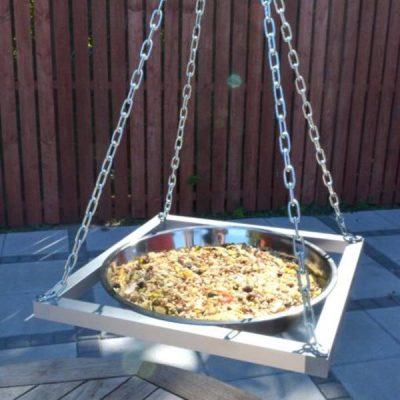 Hængende badeskål/ madskål 30 cm | Randers volieren