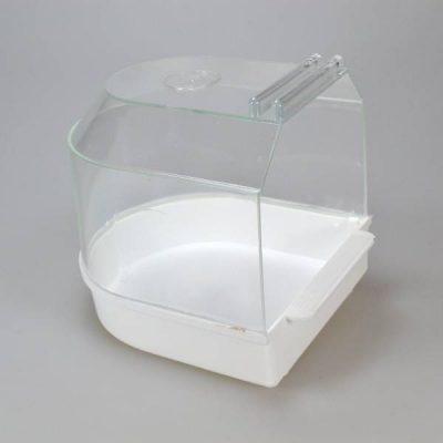 Badekar til kasse bur | Randers volieren