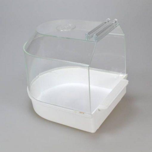 Badekar til kasse bur   Randers volieren