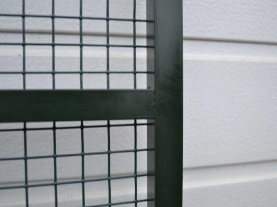 Grøn Aluminiums Sideramme Randers Volieren