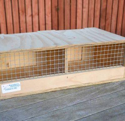 Transportkasse til småfugle som f.eks. kanariefugle   Randers volieren