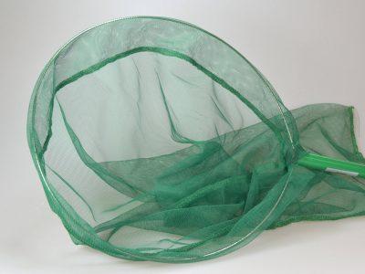 Fangstnet 26 cm. Grøn net. Randers Volieren