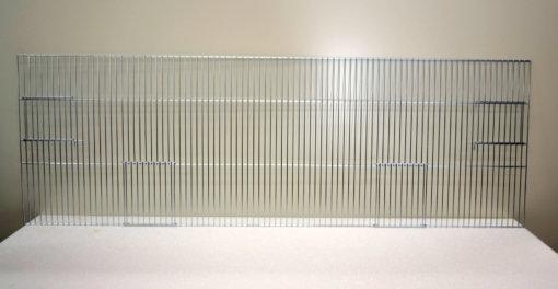 Forsidegitter 40 x 120 redekasse | Randers Volieren