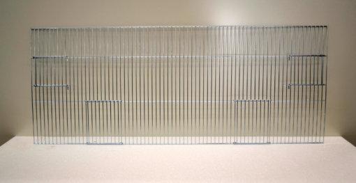 Forsidegitter 40 x 100 redekasse | Randers Volieren