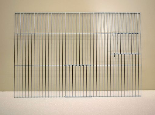 Forsidegitter 40 x 60 redekasse | Randers Volieren