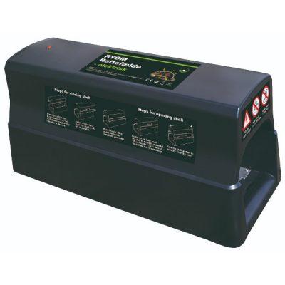 Elektrisk rottefælde | Randers volieren