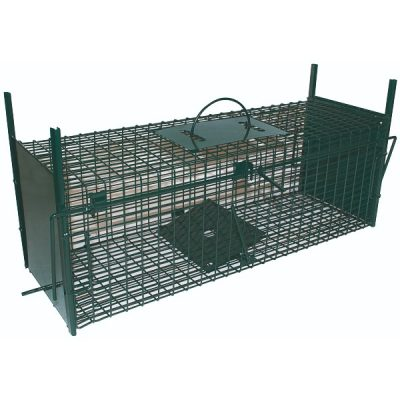 Gennemløbs rottefælde 64 cm. | Randers volieren