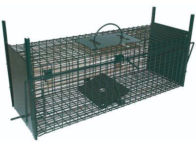 Gennemløbs rottefælde 103cm. | Randers volieren