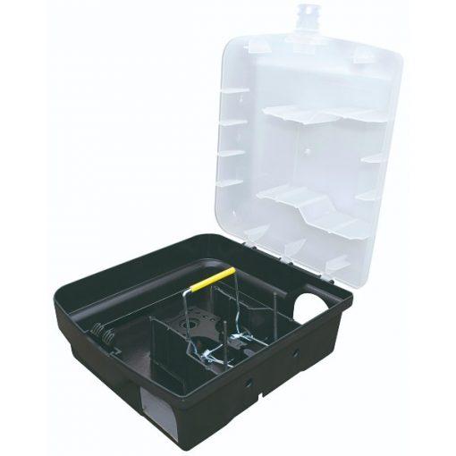 Rottekasse Plast m/ Smækfælde   Randers volieren