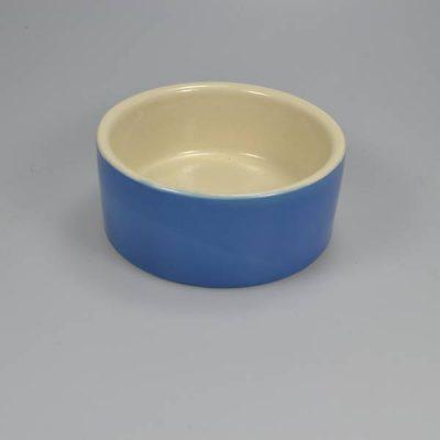 Foderskål keramik 175 ml Blå   Randers volieren