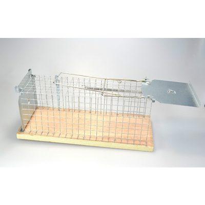 Rottefælde til levende fangst | Randers volieren