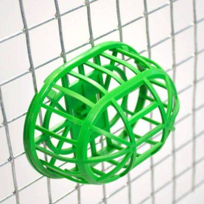 Rede materiale holder Grøn | Randers volieren