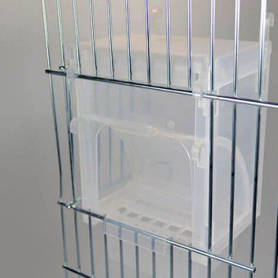 foderautomat til kassebur | Randers volieren