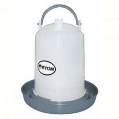 Fjerkrævander cylinder 1,5 ltr | Randers volieren