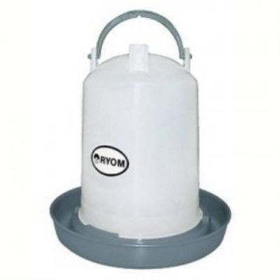 Fjerkrævander cylinder 3 ltr | Randers volieren