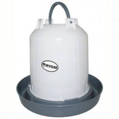 Fjerkrævander cylinder 6 ltr | Randers volieren
