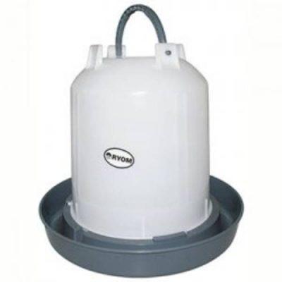 Fjerkrævander cylinder 11 ltr | Randers volieren