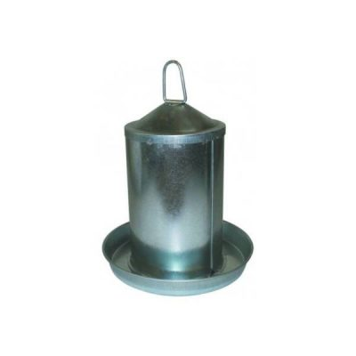 Fjerkrævander galvaniseret 3 ltr | Randers volieren