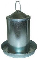 Fjerkrævander Galvaniseret 3 ltr