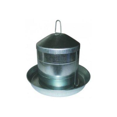 Fjerkrævander galvaniseret 9 ltr | Randers volieren