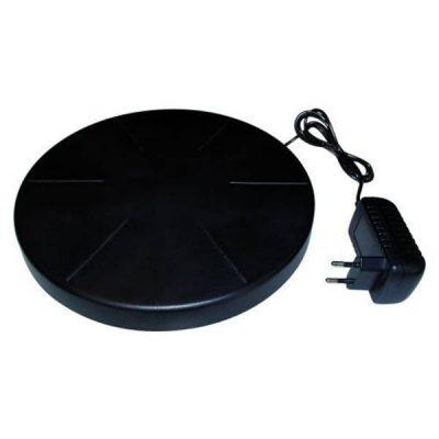 Skridsikker varmeplade - 25cm 24V | Randers volieren