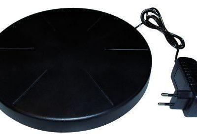 Varmeplade Ryom Skridsikker - 25cm 24V | Randers volieren