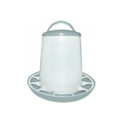 Fodertårn i plast med plads til 6 kg foder   Randers volieren