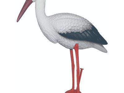 stork i plast   Randers volieren