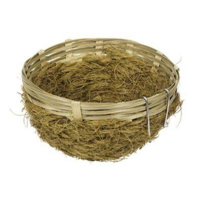 Kanarie rede i kokos | Randers volieren