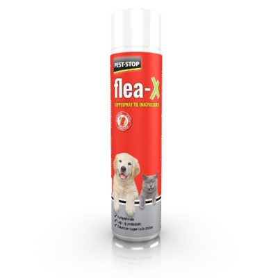 flea x loppespray 400 ml | Randers volieren