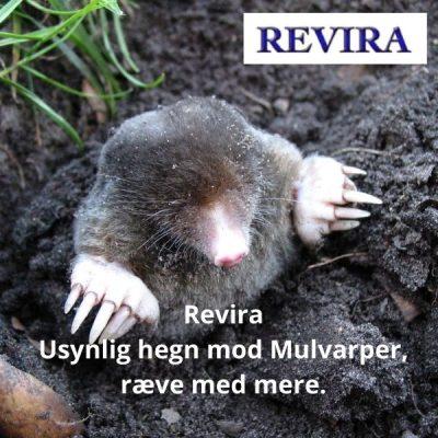 REVIRA mod muldvarper mm | Randers volieren