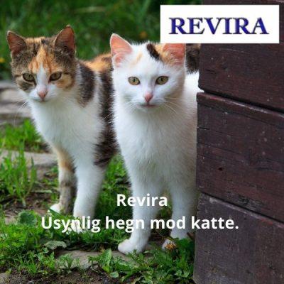 REVIRA mod katte | Randers volieren
