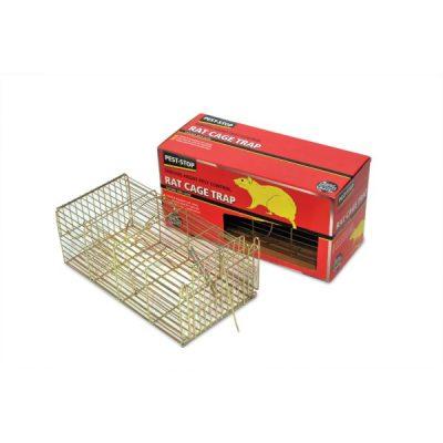 Tråd fælde til rotter | Randers volieren