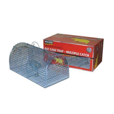 Flerfangstfælde til rotter | Randers volieren