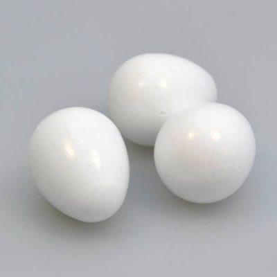 Kunstige æg til redekasse Ø 2,5 CM | Randers volieren
