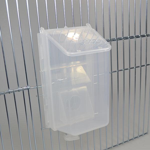 Aftagelig foderautomat Randers Volieren