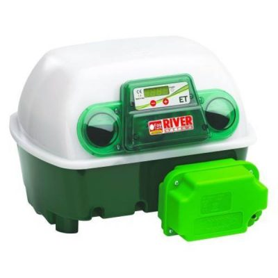 Rugemaskine ET Auto-Vending 12 Æg | Randers volieren